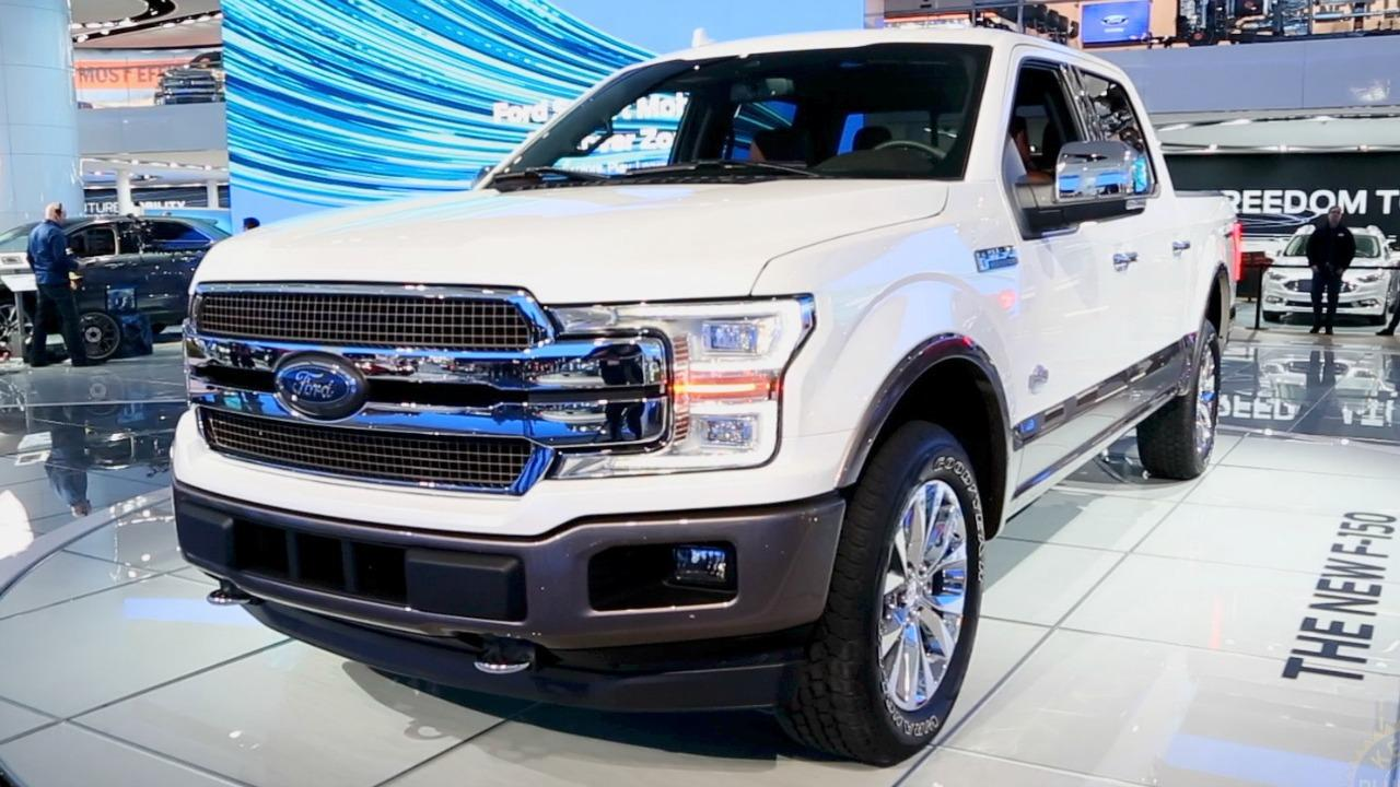 2018 Ford F-150: Enhanced perennial best-seller | Kelley Blue Book
