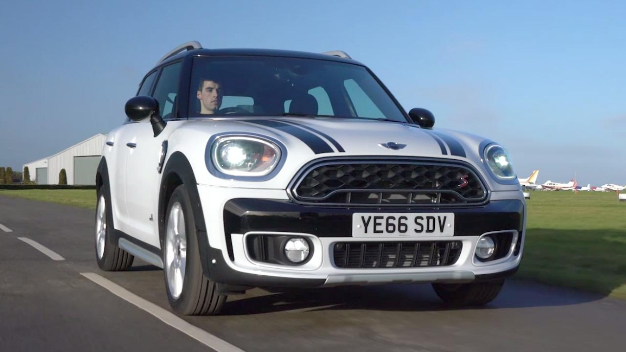 2017 Mini Countryman First Review Video Kelley Blue Book
