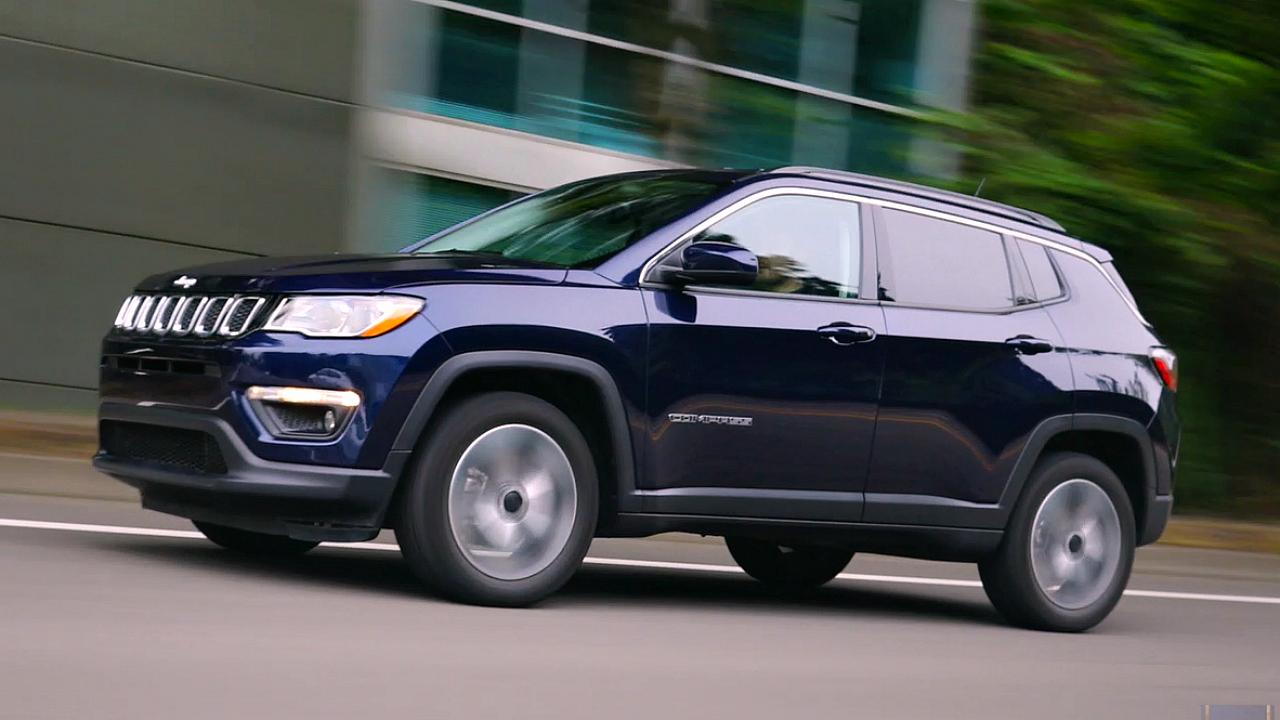 2018 jeep compass - kelley blue book
