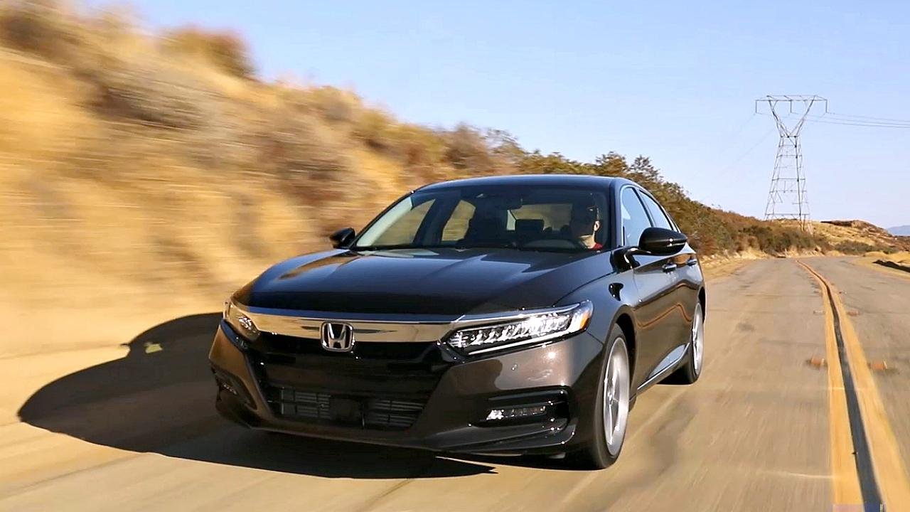 2018 Honda Accord Review Alone In The Advanced Class Kelley Blue Book Heater Problems