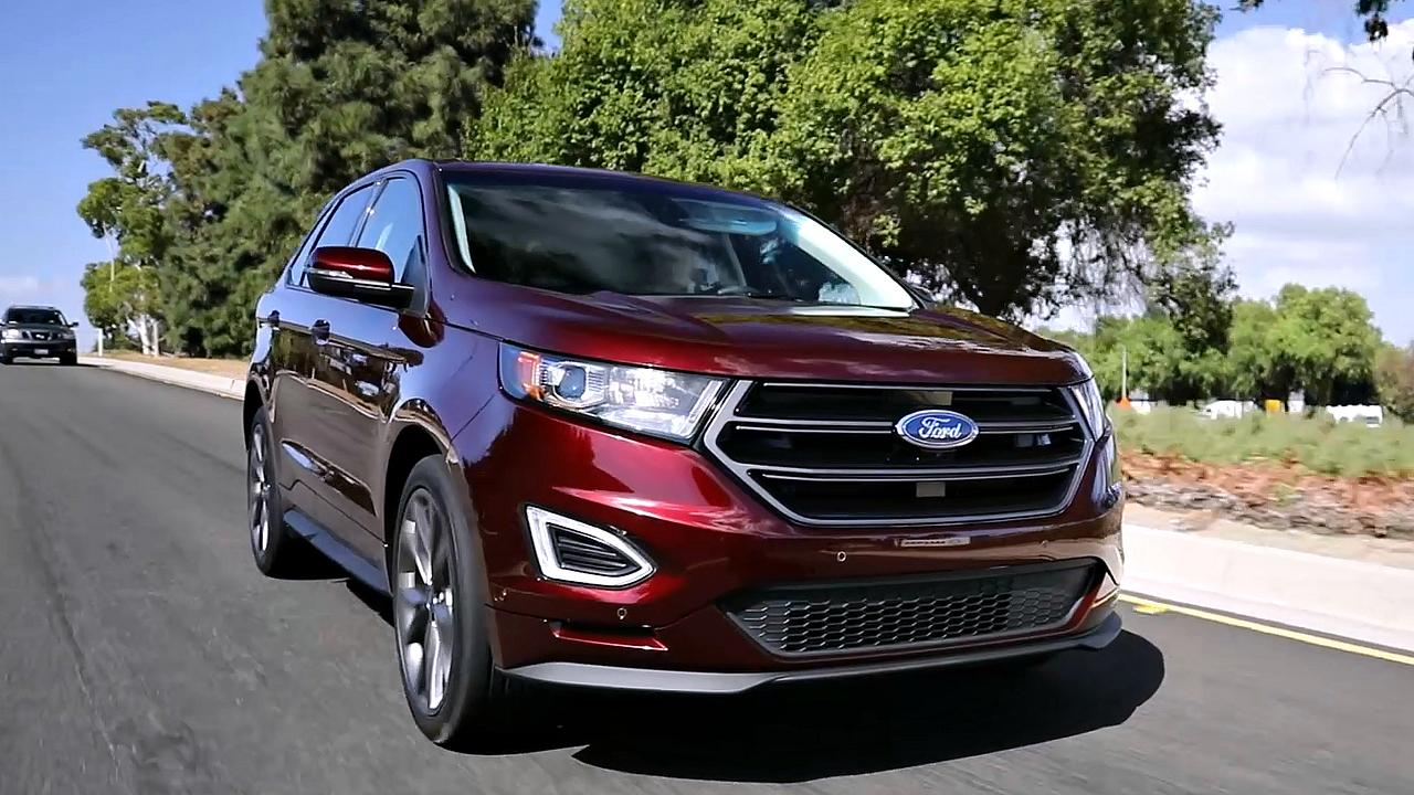 2017 Ford Edge: Video Review and Road Test | Kelley Blue Book