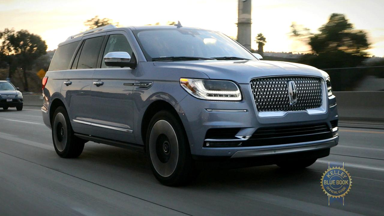 2018 Lincoln Navigator: Video Review and Road Test | Kelley Blue Book