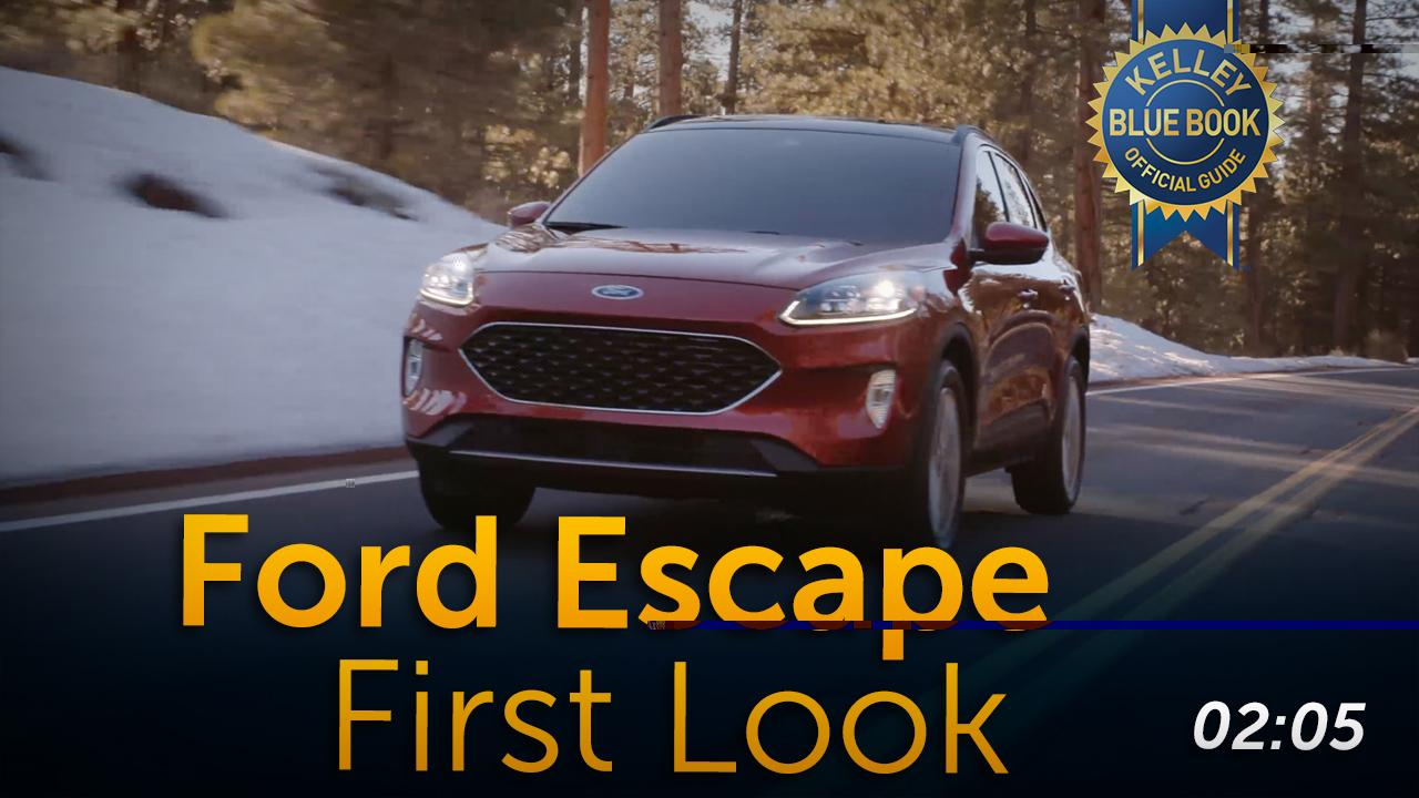 2018 Ford Escape Hybrid: Rumors, Arrival, Price >> Ford Escape First Look
