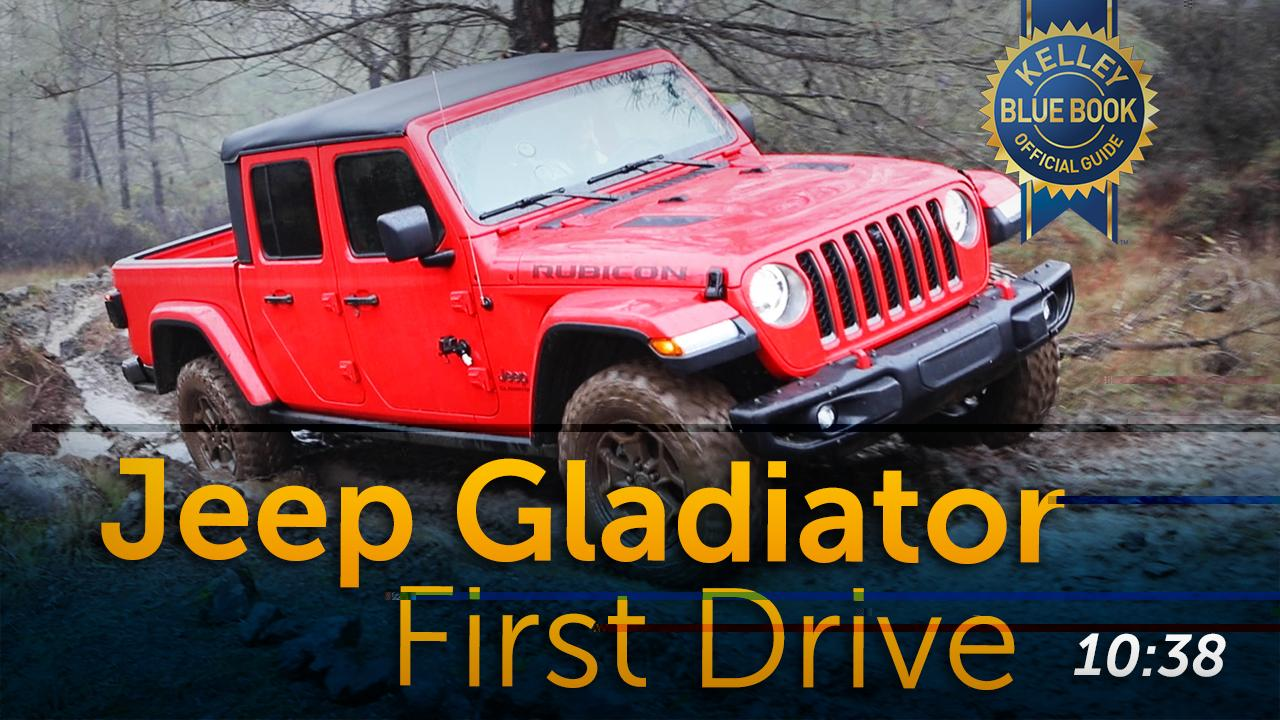 Jeep Gladiator - First Drive