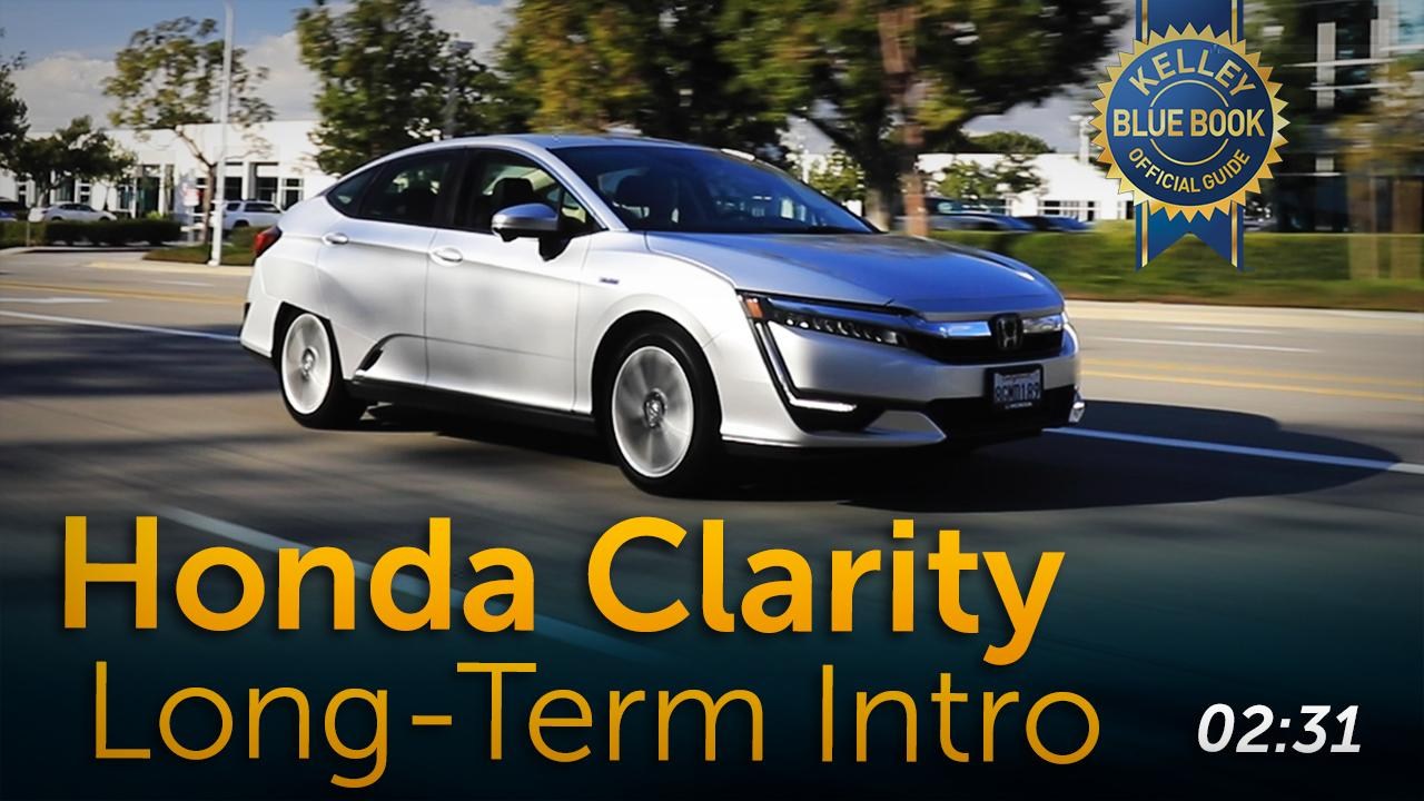 Honda Clarity - Long-Term Intro