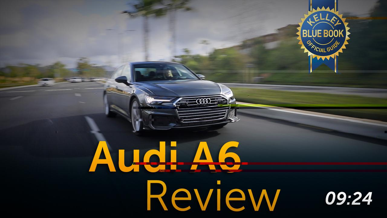 Audi A6 - Review & Road Test