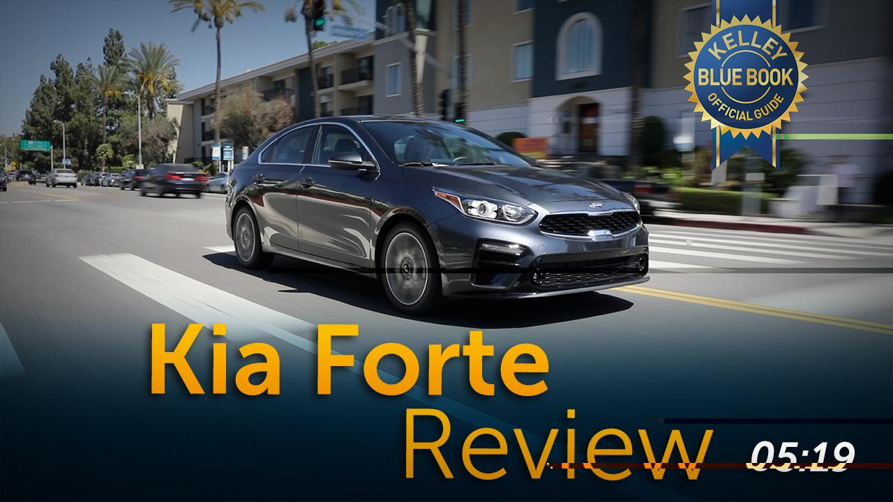 Kia Forte - Review & Road Test