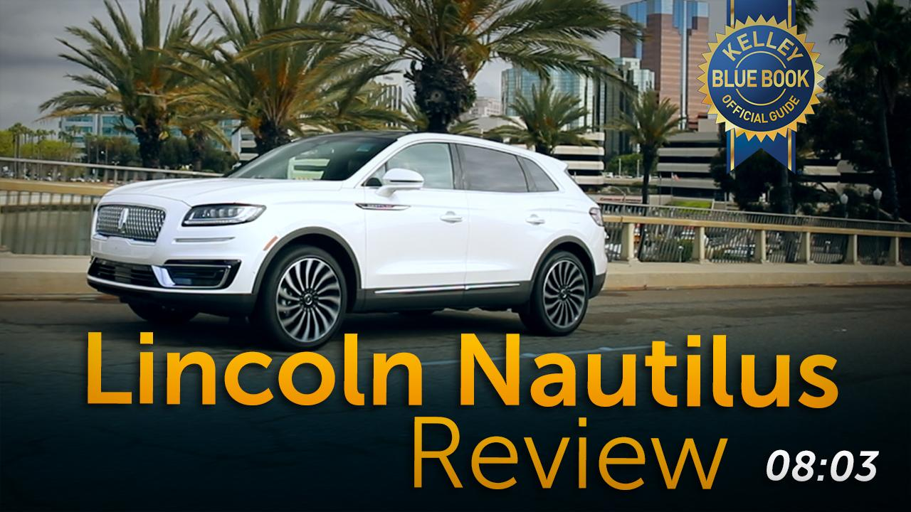 2020 Lincoln Nautilus Review, Price, Colors >> Lincoln Nautilus Review Road Test