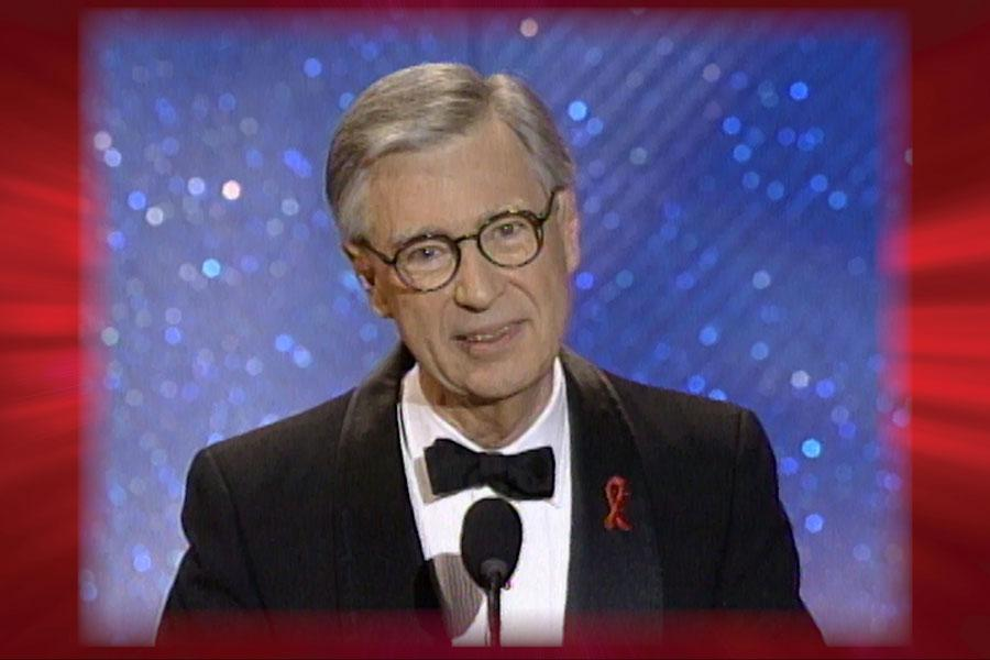 Fred Rogers Hall Of Fame Induction 1999 Television Academy