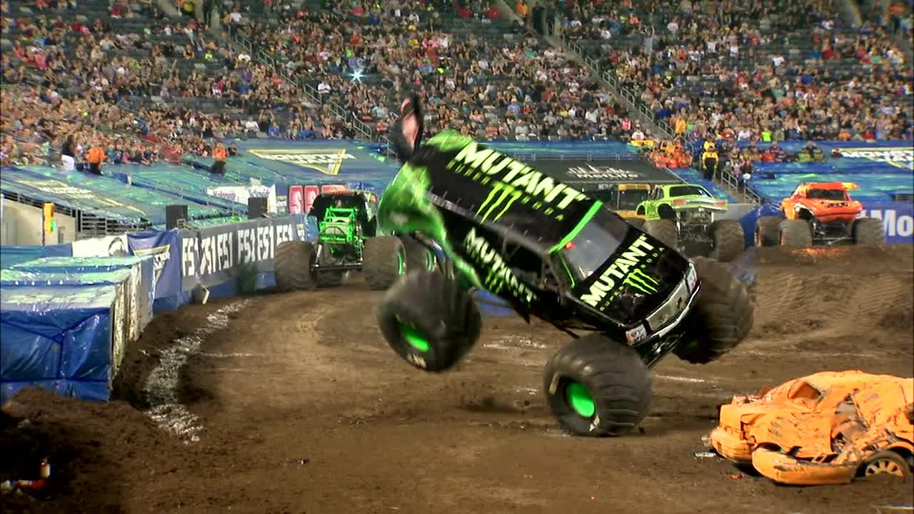 Monster Jam At NRG Stadium Event Tickets Schedule At - Monster car show houston tx