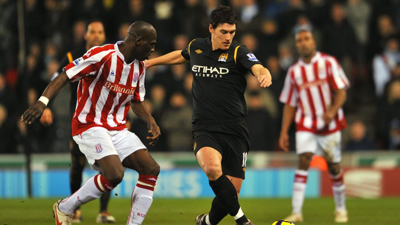 On This Day 16 Feb 2010 Stoke 1 1 Man City