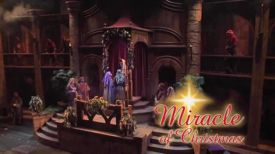 Sight And Sound Miracle Of Christmas.Miracle Of Christmas At The Sight And Sound Theatre