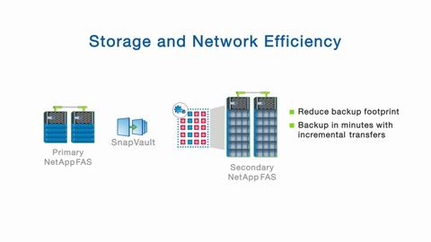 Disk Recovery Software – SnapVault Disk-to-Disk Backup | NetApp
