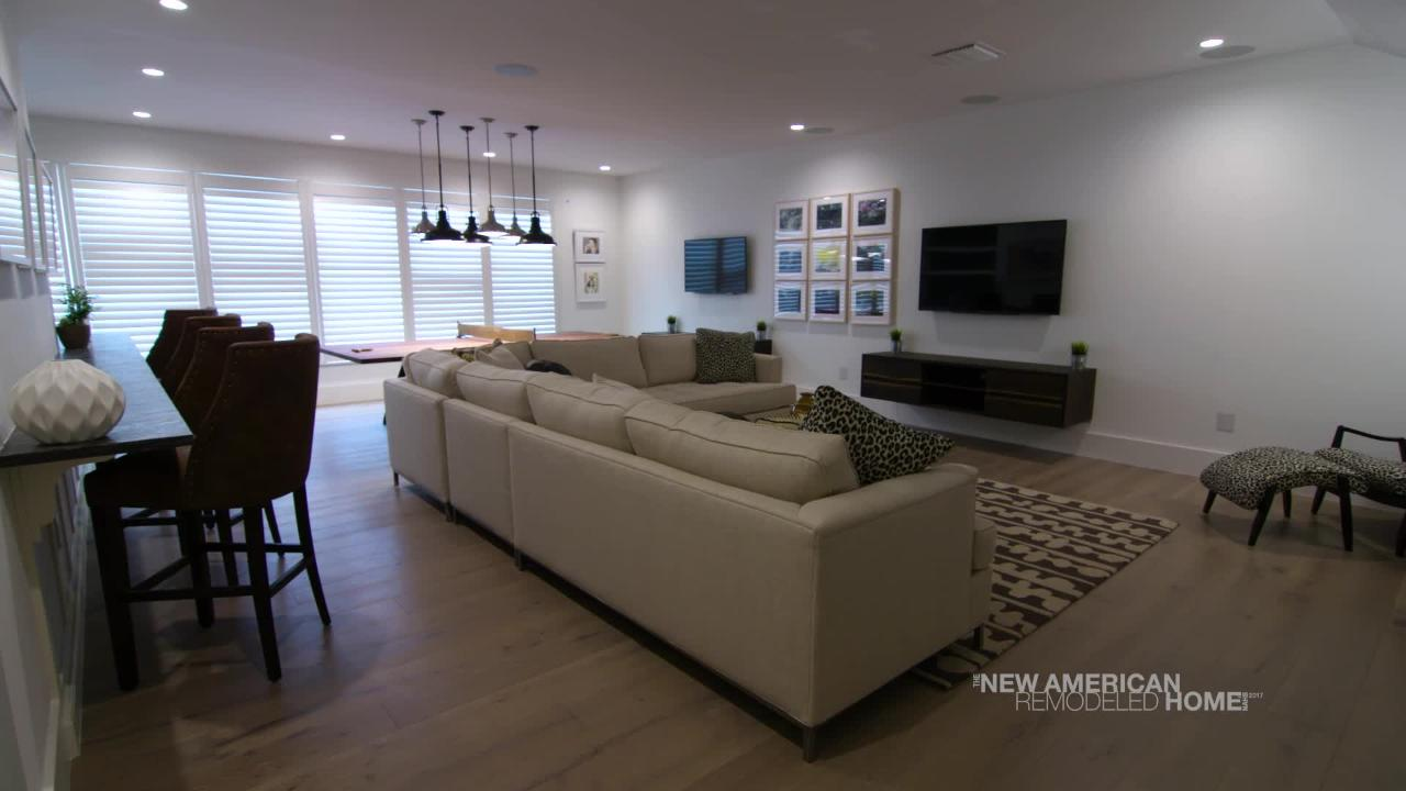 2017 New American Remodeled Home: Phase 4
