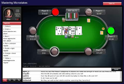 Beat Microstakes Online Poker - Part 1