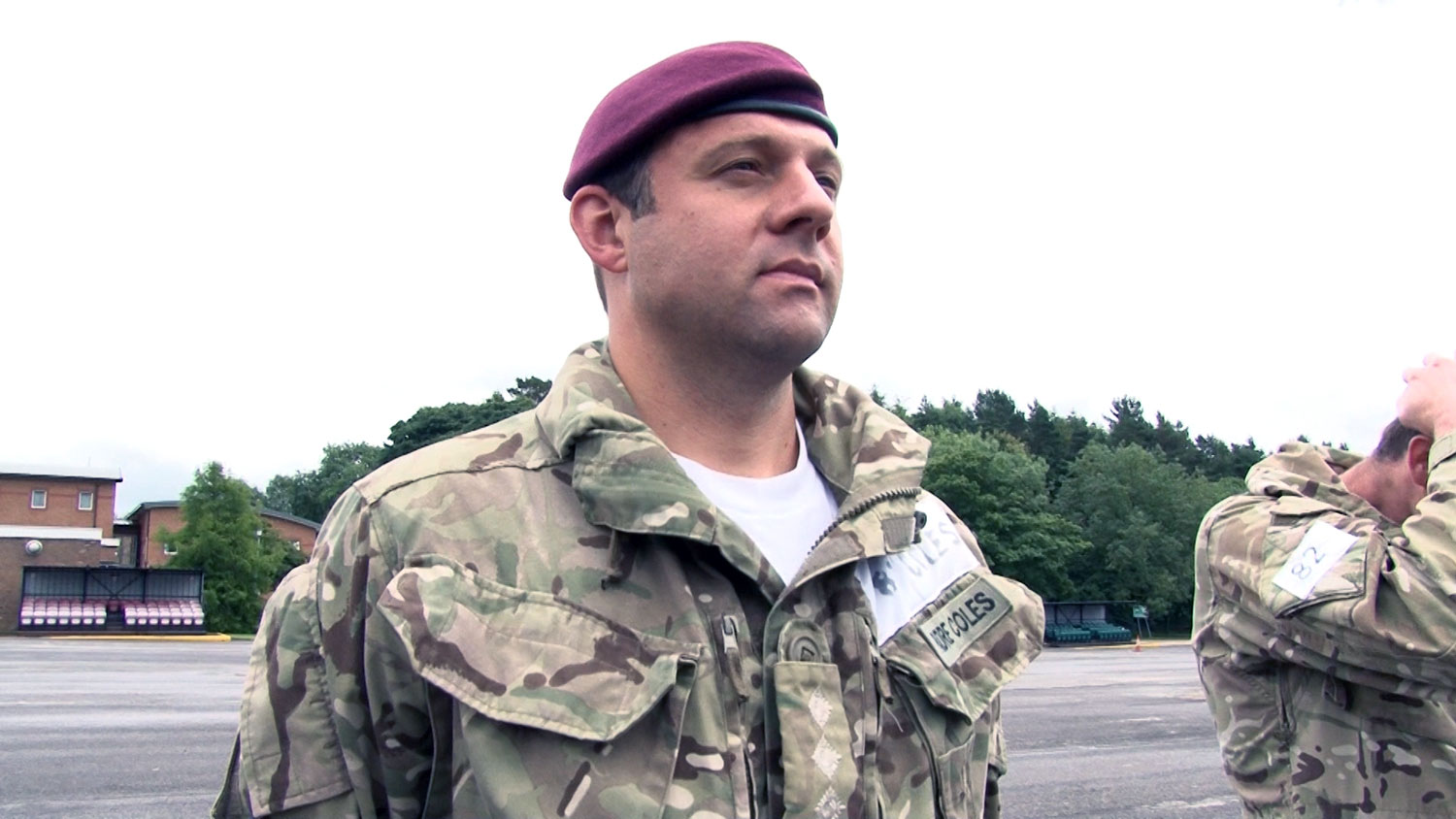 f5ae870a How A Para Chaplain Earned His Maroon Beret
