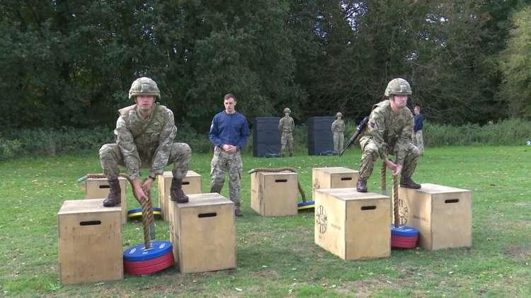 Army To Introduce Gender And Age Neutral Fitness Tests