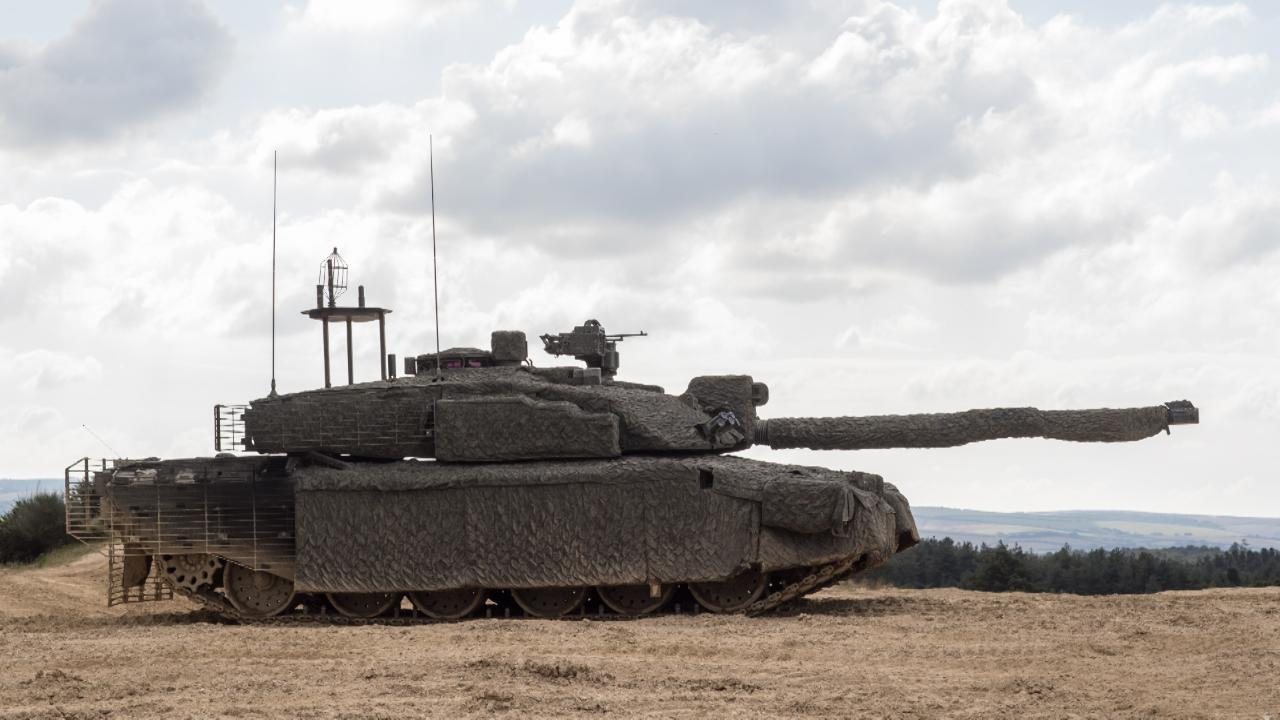 502d59aa0a1d Frontline Tech  Is The Day Of The Tank Over