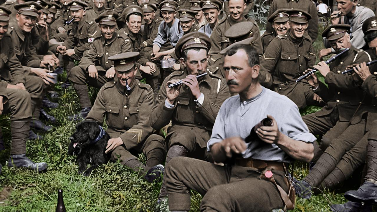First World War Footage 'Brought To Life' In Peter Jackson's New Film