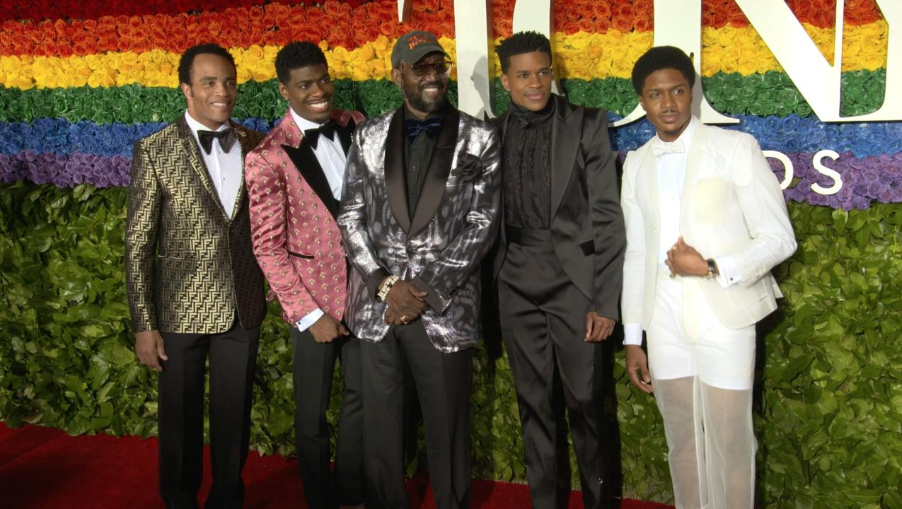 Otis Williams Touches on Why The Temptations Remain Timeless