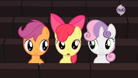 MLP Friendship is Magic Crystal Empire, Part 1 - Ep. 1, Season 3(song 1)