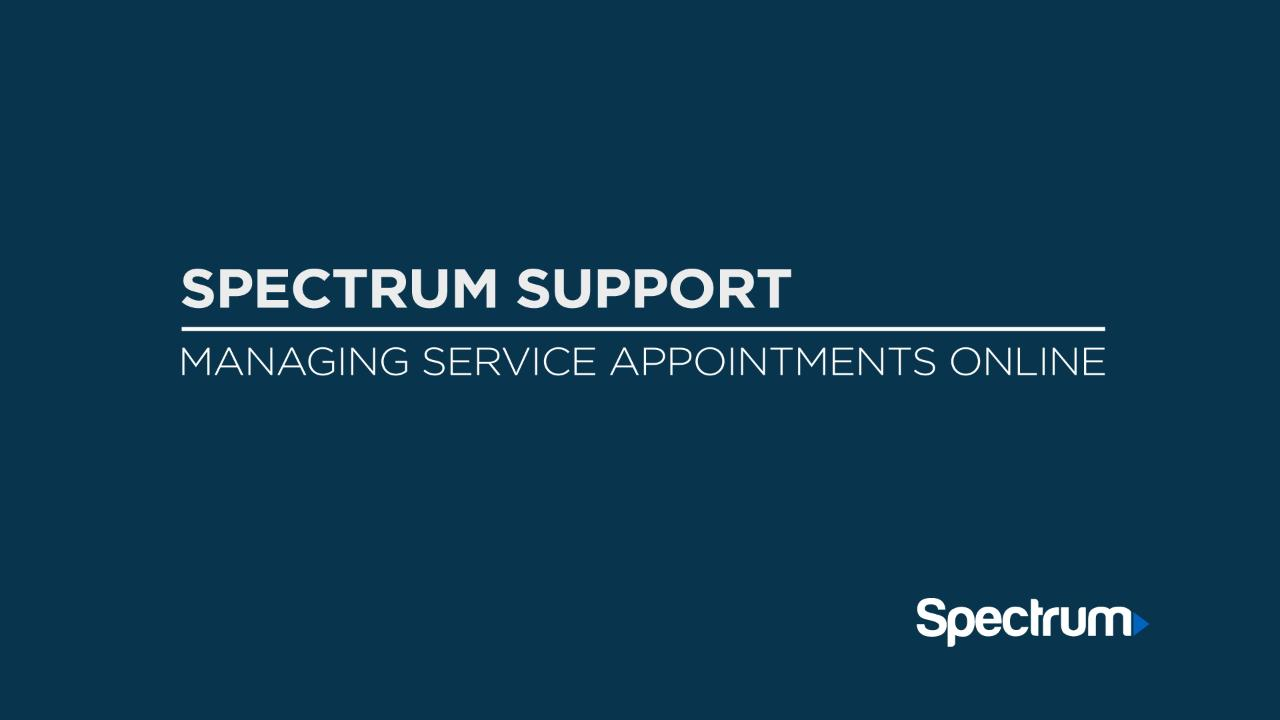 Link to support video about Managing Service Appointments Video