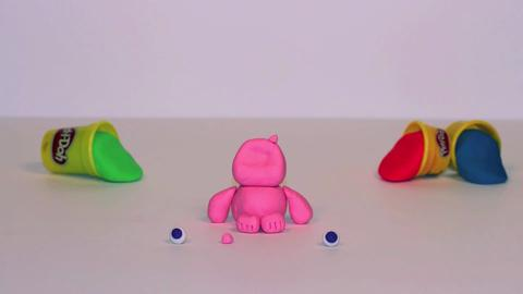 Stop Motion Hippo