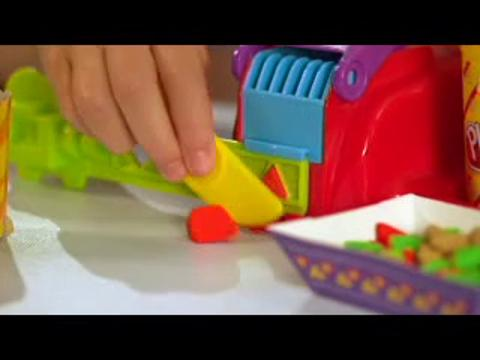 Play-Doh Poppin' Movie Snack Commercial