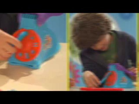 Play-Doh Spin 'N Store Fun Factory Commercial