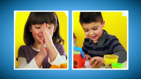 Play-Doh Twirl 'N Top Pizza Shop Commercial