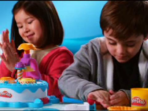Play-Doh Cake Makin' Station Commercial