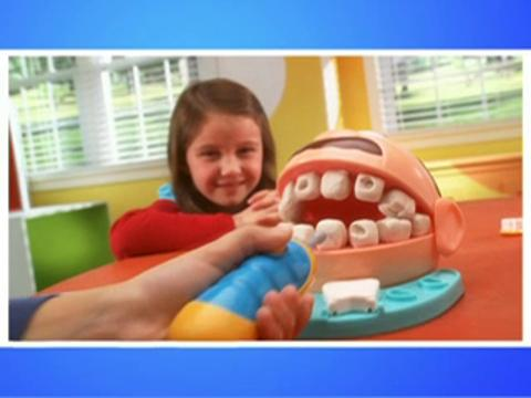 Play-Doh Dr. Drill 'N Fill Commercial