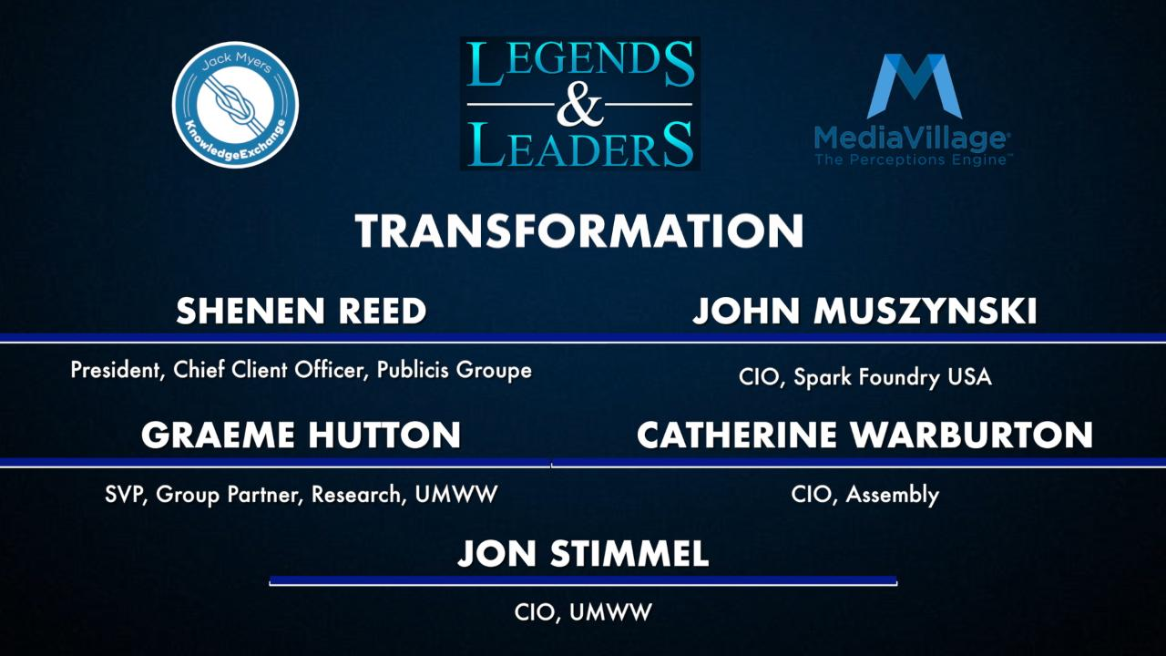 Thumbnail for video of article: Video: Media Agency Transformation - Muszynski, Warburton, Reed, Hutton, Stimmel