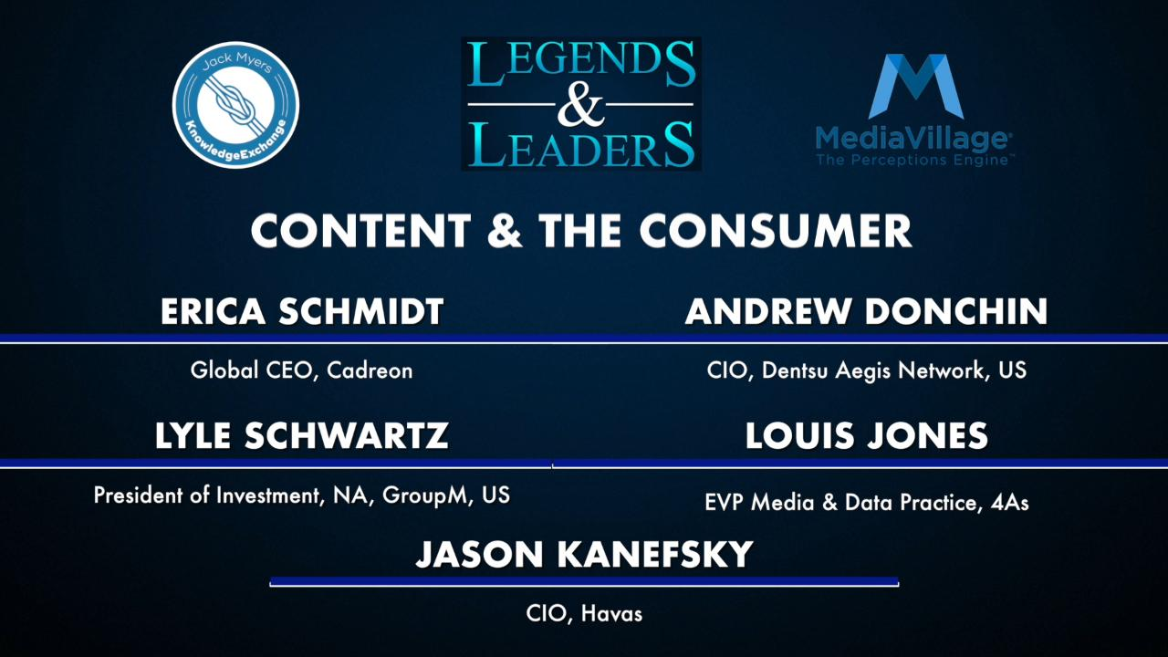 Thumbnail for video of article: Video: Is Content King? Kanefsky, Schmidt, Schwartz, Donchin, Jones