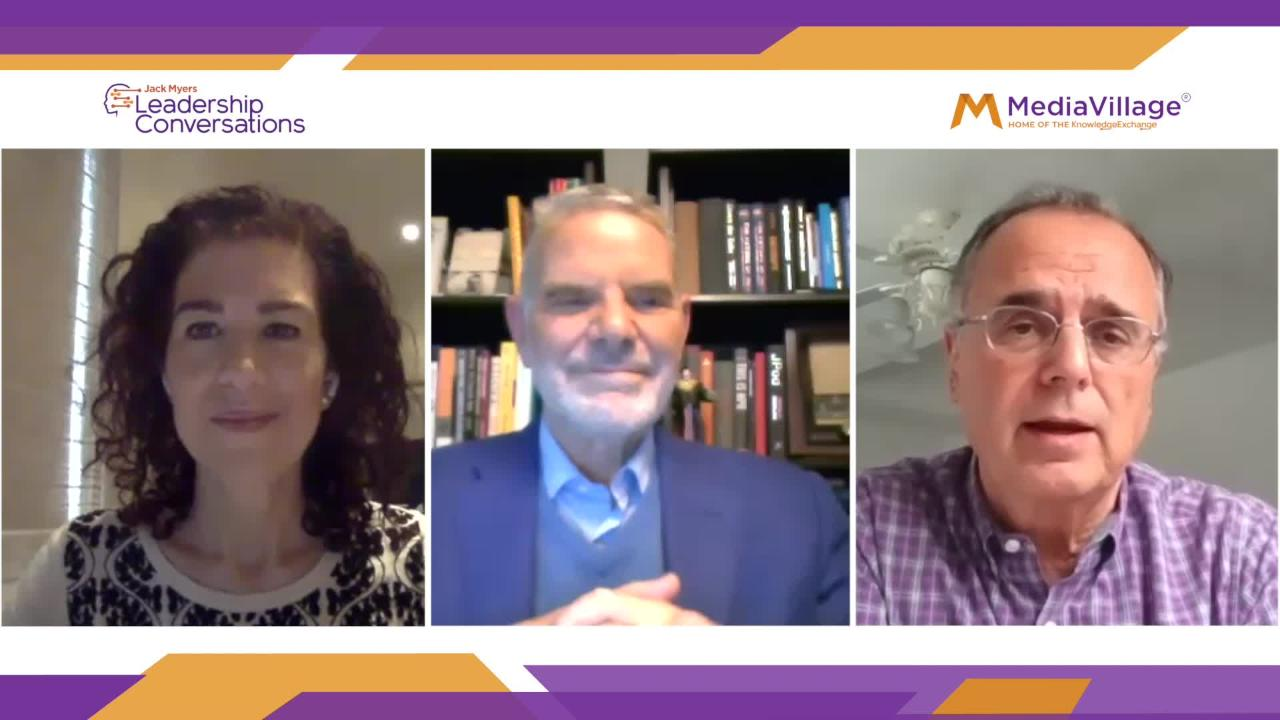Thumbnail for video of article: Watch Now: 4A's Marla Kaplowitz and ANA Bob Liodice Speak to the Industry: Zoom Event