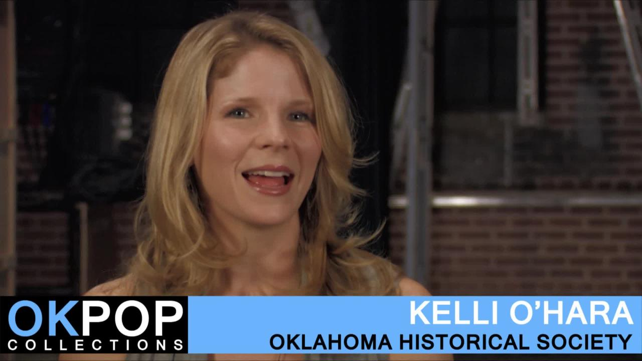 Kelli O'Hara Interview