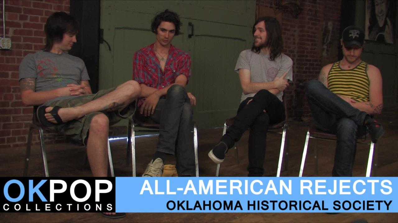 All-American Rejects Interview