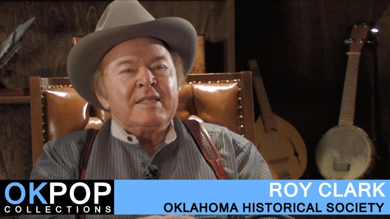 Roy Clark Interview