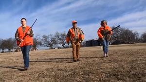 Jones Southern Oklahoma Pheasant and Quail Hunting