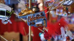 Oklahoma Travel and Information Center Christmas gifts