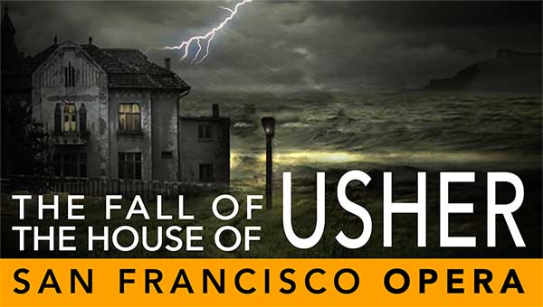 Sfopera The Fall Of The House Of Usher Animated Teaser