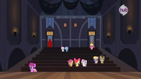 My Little Pony Friendship is Magic: One Bad Apple - Ep. 4, Season 3 (song)