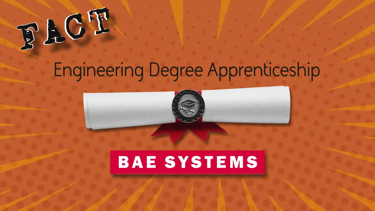 Degree Apprenticeships Careers Bae Systems International