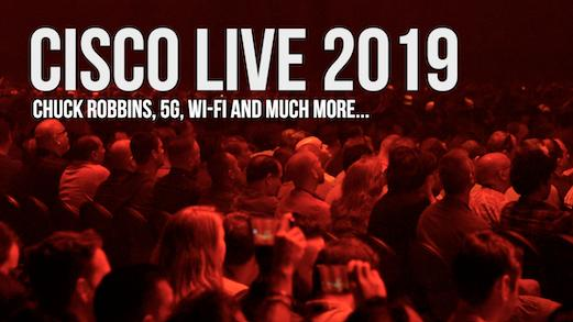 From 5G to Huawei to SD-WAN: A Tour of Cisco Live | Light
