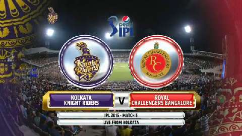 M5: KKR vs RCB – Match Highlights