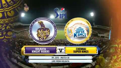 M30 Kkr Vs Csk Match Highlights