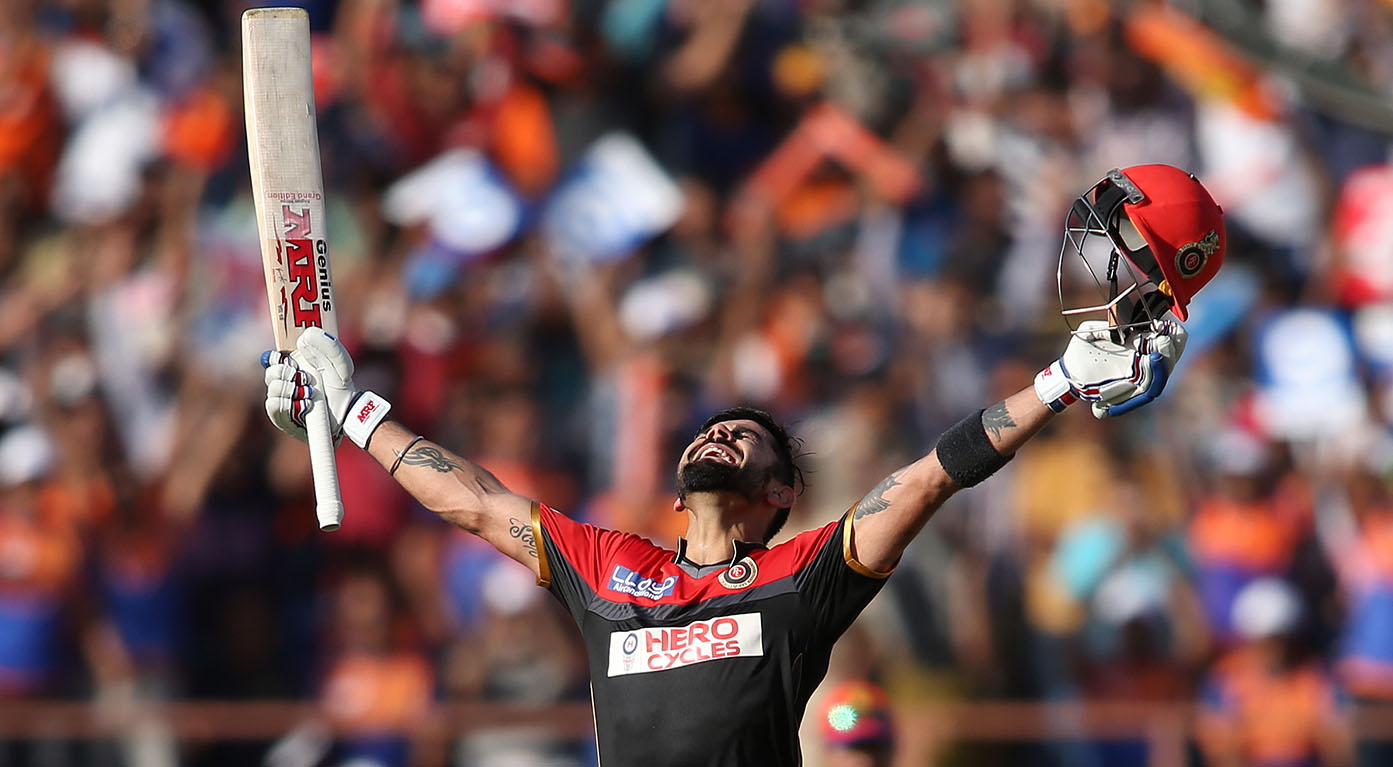 M19: GL vs RCB – Man of The Match – Virat Kohli