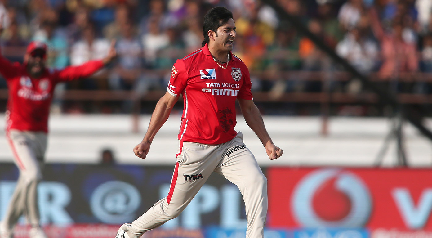 Image result for mohit sharma kxip