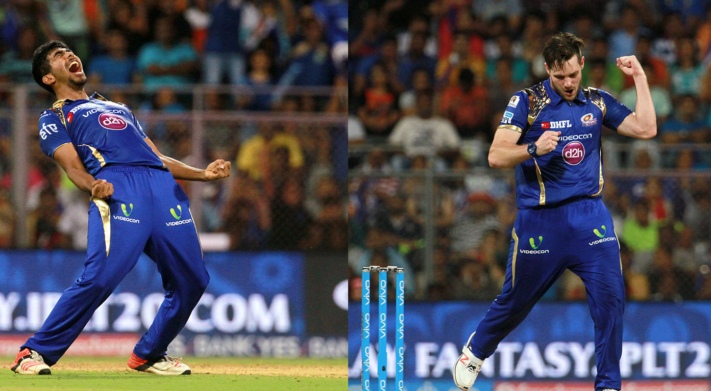 Image result for Bumrah-McClenaghan
