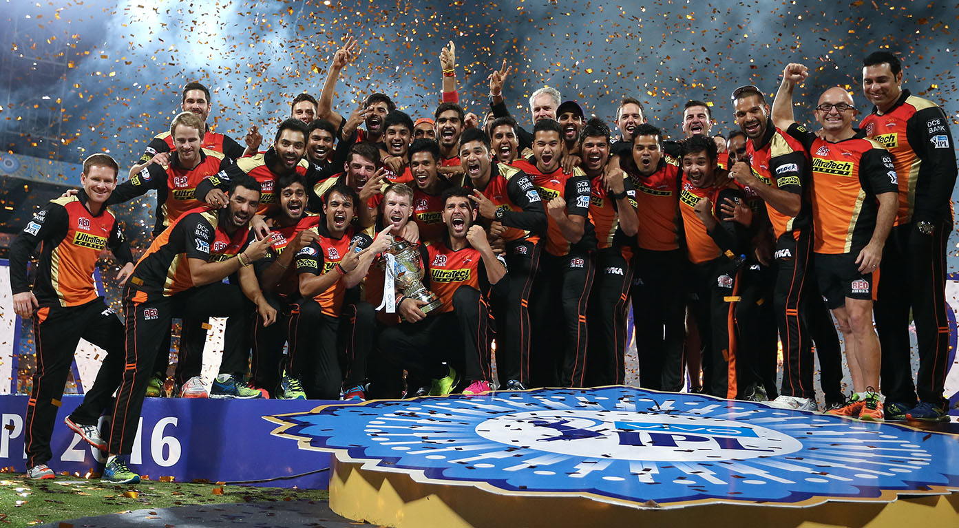 IPL 2019: RCB vs SRH – Winning Moment